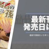 賢者の孫 最新刊発売日